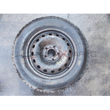 Джанта 1 бр. за RENAULT TRAFIC 16` STEEL WHEEL