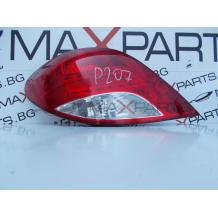 Ляв стоп за Peugeot 207 Left Tail Light