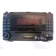 A-CLASS W169   RADIO/CD/PHONE PLAYER  A1698700689