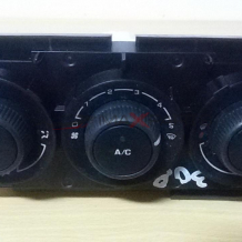 PEUGEOT 308 2007 Heater Climate Controls