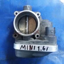 Дроселова клапа за MINI COOPER 1.6 i   1354750904302