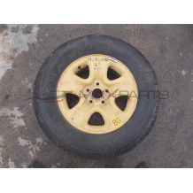 Резервна джанта с гума за SUZUKI GRAND VITARA BRIDGESTONE TRR 225/70R16 DOT 1308 SPARE WHEEL