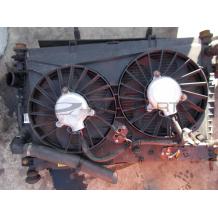 Перки охлаждане за ALFA ROMEO BRERA 2.4JTD Radiator fans VP4FLH195A01BA