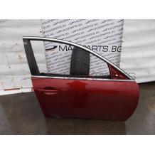 Предна дясна врата за Mazda 6 ЦЕНАТА Е ЗА НЕОБОРУДВАНА ВРАТА