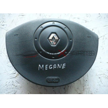 MEGANE 2004 STEERING WHEEL AIRBAG