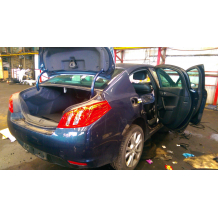 PEUGEOT ..508 ..2.0 ....163..H.P. HDI ENGINE...AUTO GEARBOX