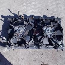 Перкa охлаждане за SUBARU LEGACY 2.0D Radiator fan