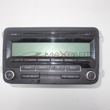 Радио CD player за VW PASSAT 1K0035186AA 7647201360