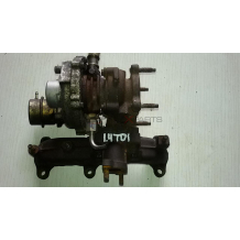 Турбо компресор за AUDI A2 1.4 TDi  045145701  701729-5010S  045 145 701