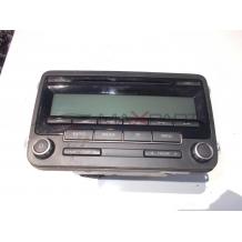 Radio CD MP3 player VW PASSAT 6 2.0 TDI 1K0035186AA