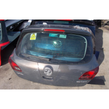 ЗАДЕН КАПАК ЗА OPEL ASTRA J REAR COVER