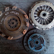 KIA CARENS 2.0 CRDI Clutch kit