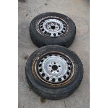 Стоманени джанти и гуми за MERCEDES SPRINTER 195/65 R16