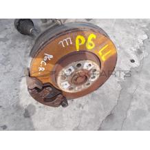 Преден спирачен диск за VW PASSAT 6 2.0 TDI   brake disc