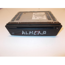 Almera Tino CD Player Clarion PN-2598M 28185BN810
