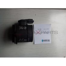 Дебитомер за PEUGEOT 307 1.6 HDI Air Flow Meter 9650010780
