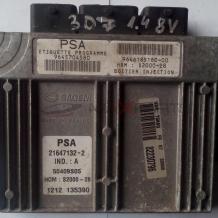 Компютър за Peugeot 307 1.4 ECU S200028  9645704580   964618518000   216471322