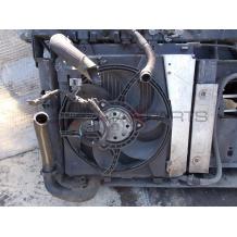 Перка охлаждане за PEUGEOT 207 1.4 16V Radiator fan