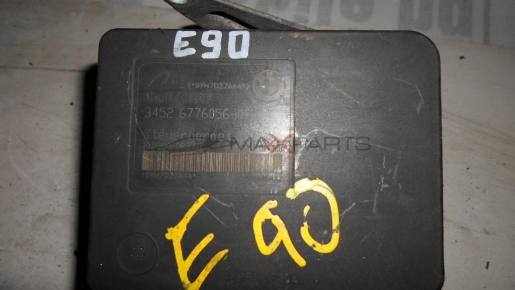 BMW E 90 ABS / ASC / DSC ECU, ESP MK60: BMW 3452677605601  ATE 10096008373