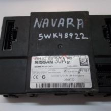 Комфорд модул за NISSAN NAVARA 5WK48922  284B2EB DB01752