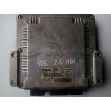 Компютър за PEUGEOT 406 2.0 HDI ECU 0281010590 9643527480