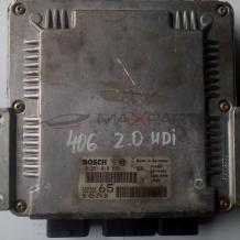 Компютър за PEUGEOT 406 2.0 HDI 0281010590 9643527480