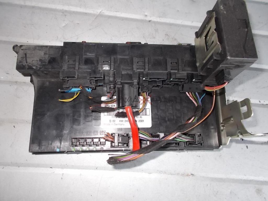 Sam Mercedes C Class W203 Control Module Fuse Box 0035455201 5dk007974