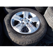 1бр. гумa HANKOOK DYNAPRO HP 235/65R17 DOT 0215