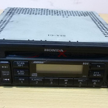 CD Radio player BOSE HONDA ACCORD 39101-S1A-G110-M1 MF721R0