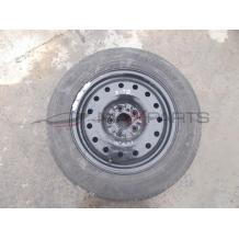 Резервна джанта с гума за NISSAN X-TRAIL DUNLOP GRANDTREK 215/65R16 DOT 5007 SPARE WHEEL