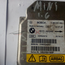 Централа AIRBAG за MINI COOPER SRS Control Module  0285001682 65776933242  6933242