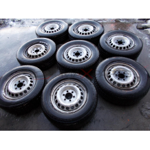 Джанти 16`` за MERCEDES SPRINTER W906 STEEL WHEELS A0014014802  6,5Jx16 H2  ET62
