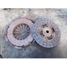 Феродов и притискателен диск за Toyota Hilux 2.5 D4D Friction disk & presure plate