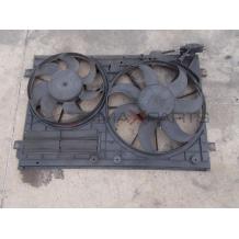 Перки охлаждане за VW GOLF 5 2.0 TDI  Radiator fan