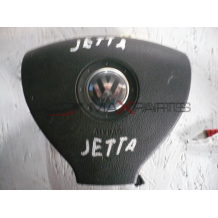 JETTA 2008 STEERING WHEEL AIRBAG