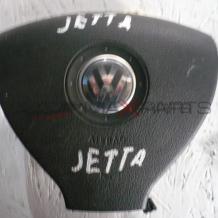 JETTA 2008 STEERING WHEEL AIRBAG