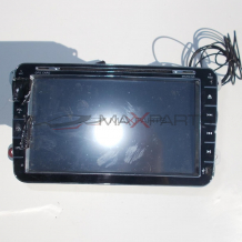 Radio CD player NAVIGATION SISTEM VW PASSAT 6 2.0 TDI