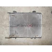 Воден радиатор за PEUGEOT 307 1.6 HDI 90 HP