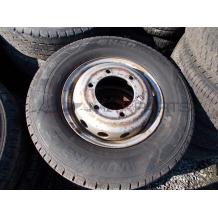 6 бр. гуми HANKOOK VANTRA LT M+S 225/75R16C