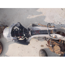 PEUGEOT 407 2.0 HDI 136 Hp  FRONT R