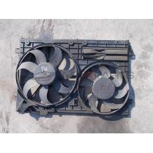 Перки охлаждане за VW PASSAT 6 2.0 TDI Radiator fan