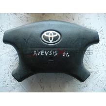 AVENSIS 2001 STEERING WHEEL AIRBAG