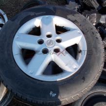 4бр. гуми  KENDA RADIAL KLEVER H/P 4WD P215/65R16 DOT3814