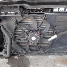 Дефузьор със перка за VW Golf 5 1.9TDI 1K0959455DM 1K0121203L