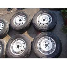 CITROEN JUMPER 2016  15` STEEL WHEELS