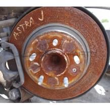 Заден спирачен диск за OPEL ASTRA J 1.7 CDTI brake disc
