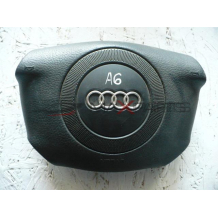 AUDI A 6 2001 STEERING WHEEL AIRBAG