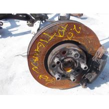 TIGUAN 2.0 TDI 140 Hp R brake disk