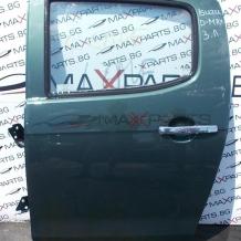 Задна лява врата за ISUZU D-MAX 2014г
