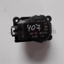 Моторче управление клапи за PEUGEOT 407  4PUH19E616AB